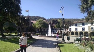 Cusco-PlazaRegocijo