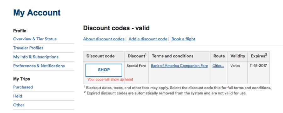 First impressions bank of america alaska airlines visa business 2 companion fare discount codeg colourmoves