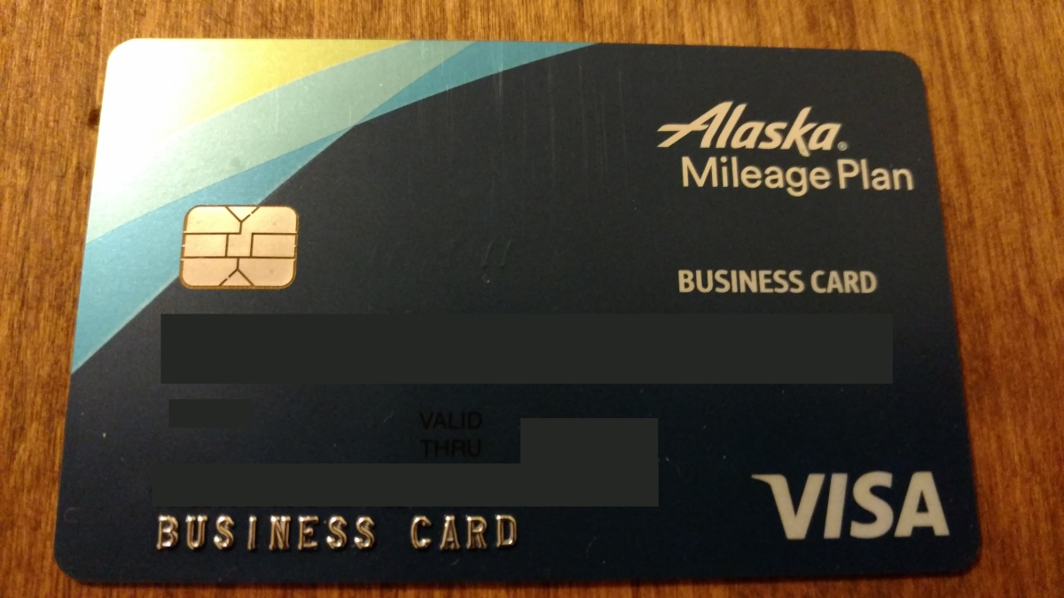 Alaska airlines the financial hippie first impressions bank of america alaska airlines visa business card colourmoves